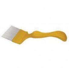 Вилица за разпечатване на мед с дълги и тънки зъби