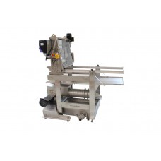 Honey Paw uncapping machine with wax press
