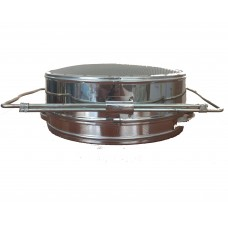 Double Strainer Stainless Steel, small