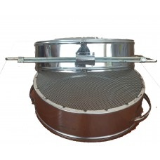 Double Strainer Stainless Steel, Large