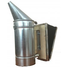 Galvanised Small Smoker