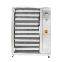 Сушилня за прашец инокс - 50кг дневен капацитет