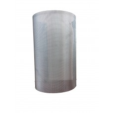 Мрежа за дъна - поцинкована - 1x1 мм. / 0.80 м. шир.